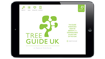 Tree Guide UK app